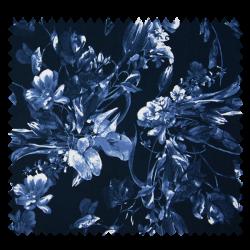 Tissu Scuba Fleur