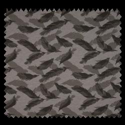Tissu Jersey Plume Grey
