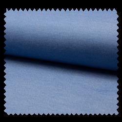 Tissu Chambray Stratch Delave