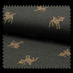Tissu Terry Bambi