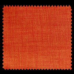 Tissu Amazonas Enduit Uni Orange