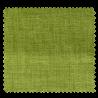 Tissu Amazonas Enduit Uni Vert