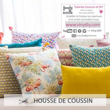 House de coussin