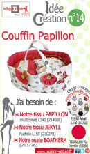 Couffin Papillon