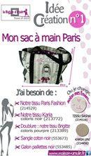 Mon sac à main Paris