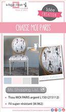 Chaise Moi Paris