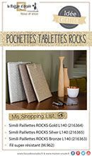 Pochettes Tablettes Rocks