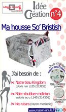 Ma housse So' British