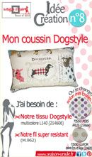 Mon coussin Dogstyle