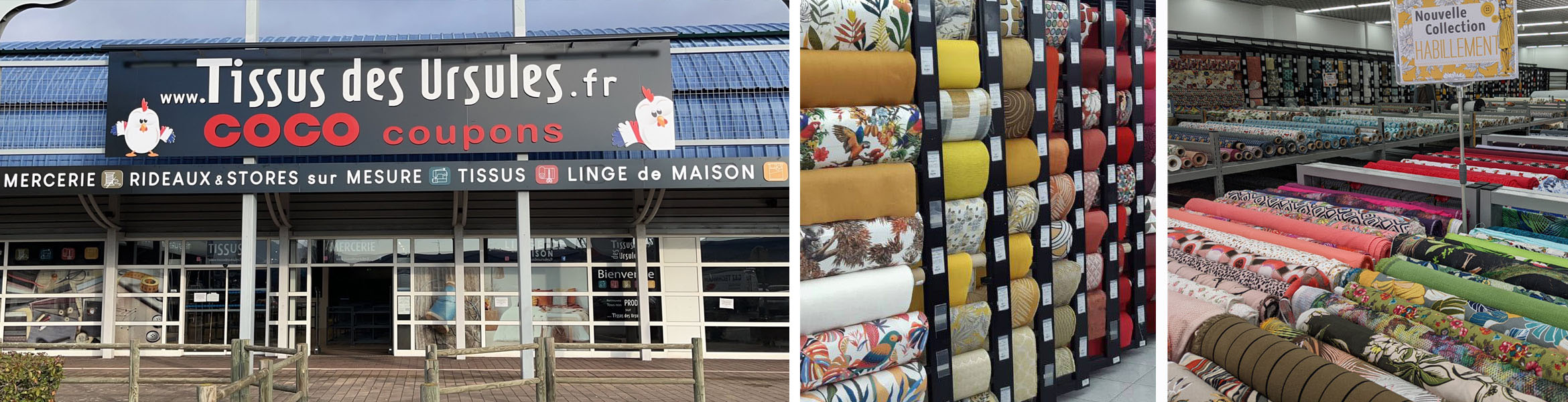 100 Incroyable Suggestions Magasin Tissu Clermont Ferrand