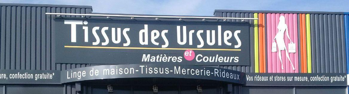 Chalon-Sur-Saône - Tissus des Ursules
