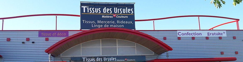 Maurepas - Tissus des Ursules