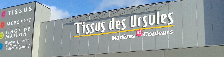 Moulins-lès-Metz - Tissus des Ursules