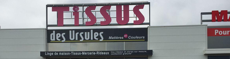 Pau - Lons - Tissus des Ursules