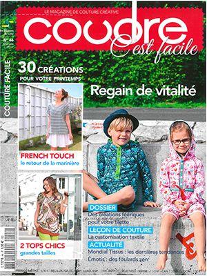 Revue de Presse Coudre - Mai Juin 2017