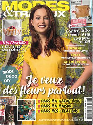 Revue de Presse Modes & Travaux - Mai 2018