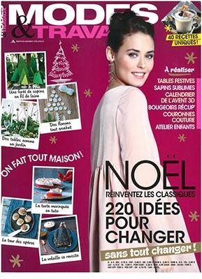 Revue de Presse Modes & Travaux - Décembre 2016