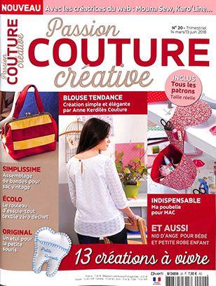 Revue de Presse Passion Couture Creative