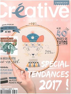 Creative - Janvier Fevrier 2017
